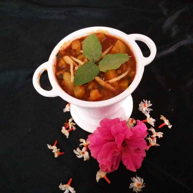 Photo of Tamatar wali lauki by Chavi Gupta at BetterButter