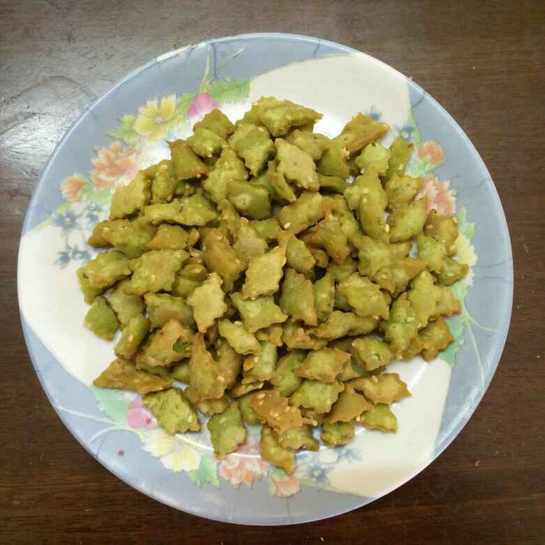 How to make PALAK shankarpale