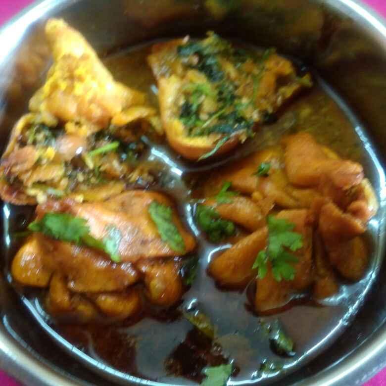 Photo of Modak aamti by Chayya Bari at BetterButter
