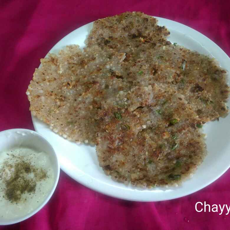 Photo of Oopavasache thalipith by Chayya Bari at BetterButter
