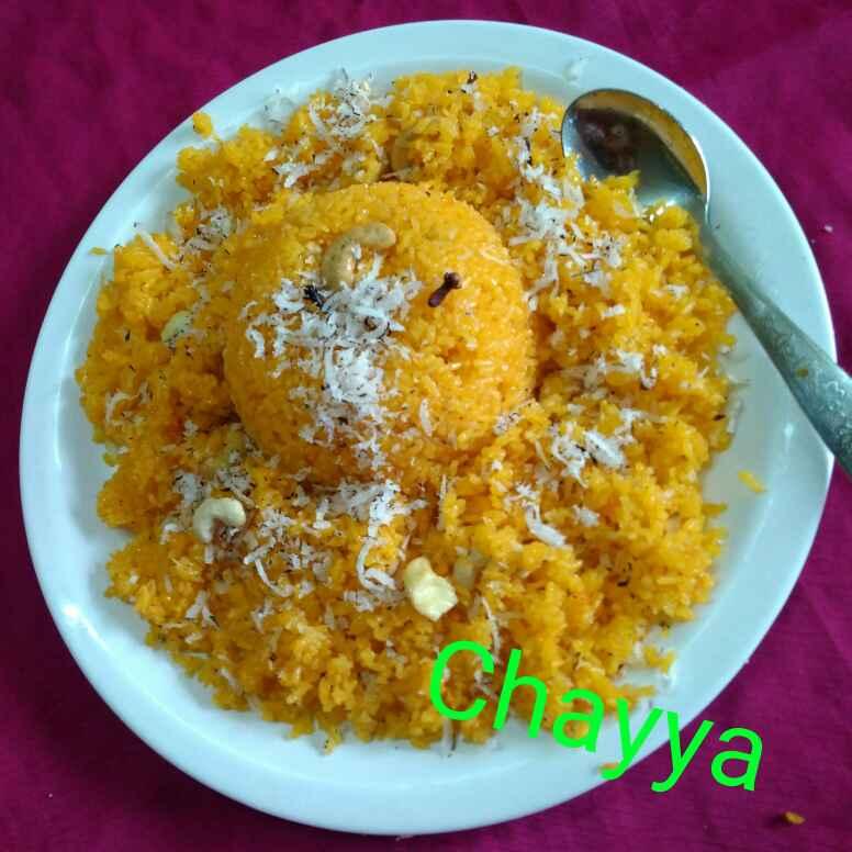 Photo of Keshari bhat by Chayya Bari at BetterButter