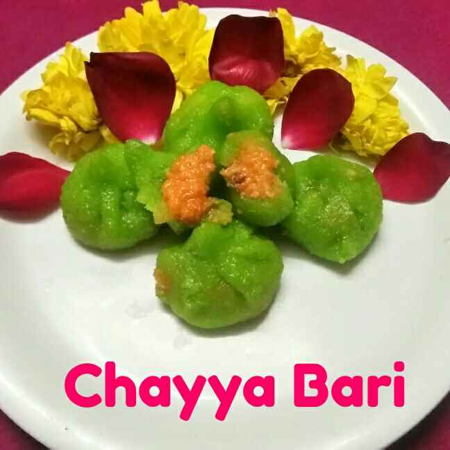 Photo of Rangit rava khava modak by Chayya Bari at BetterButter