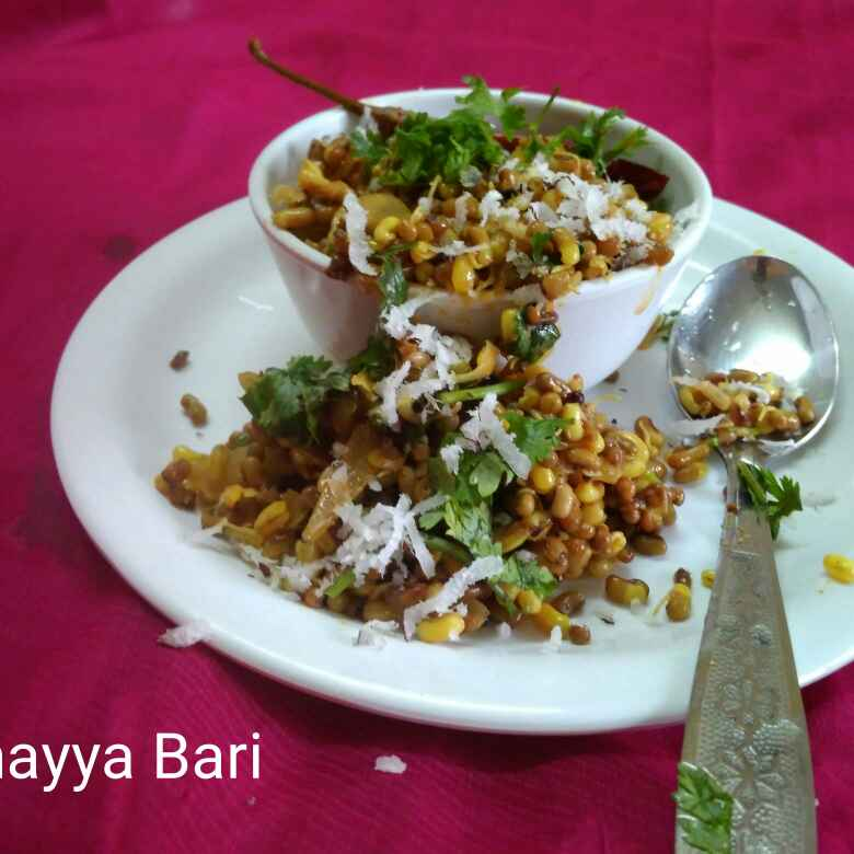Photo of Matki usal by Chayya Bari at BetterButter