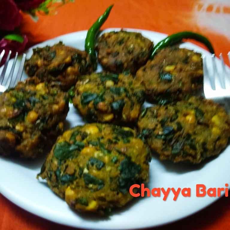 Photo of Methi daal vade by Chayya Bari at BetterButter