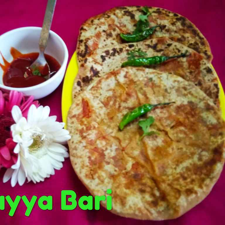 Photo of Gajracha innovative paratha by Chayya Bari at BetterButter