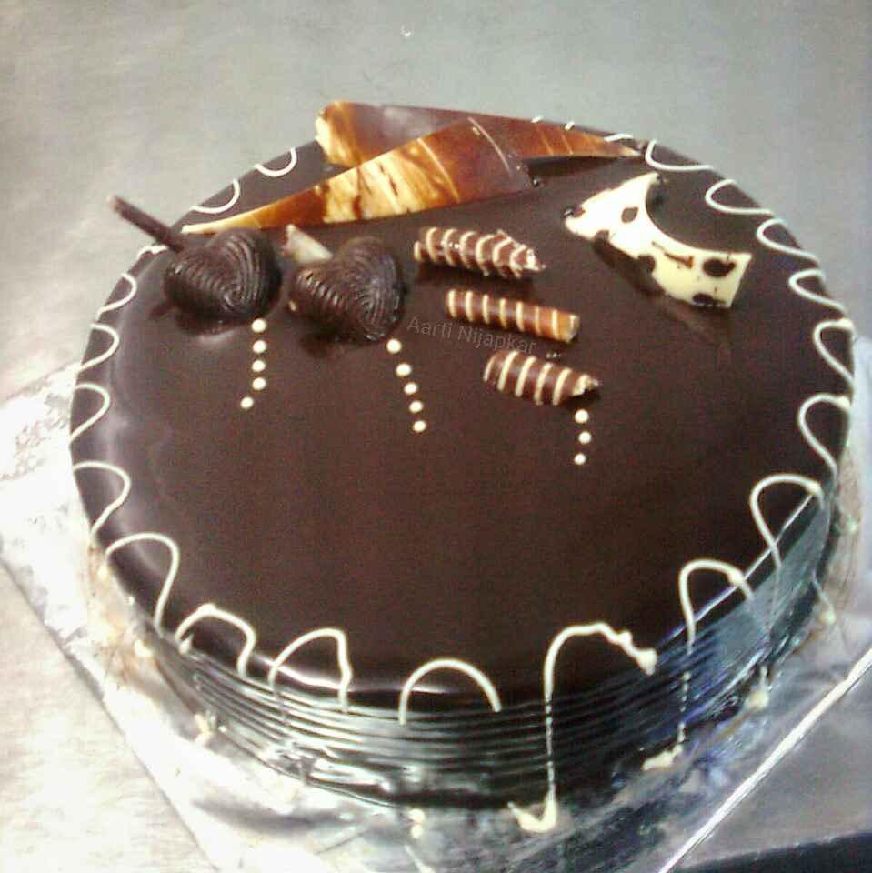 How to make Chocolate Mud Cake With Ganache