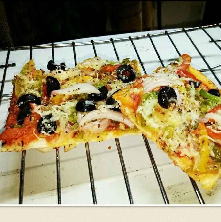 How to make पिझ्झा