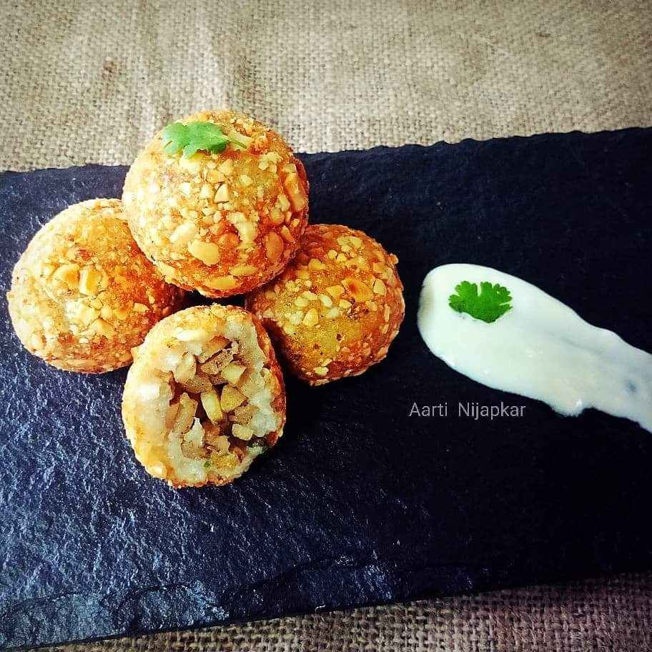 Photo of Fasting Vada by Aarti Nijapkar at BetterButter