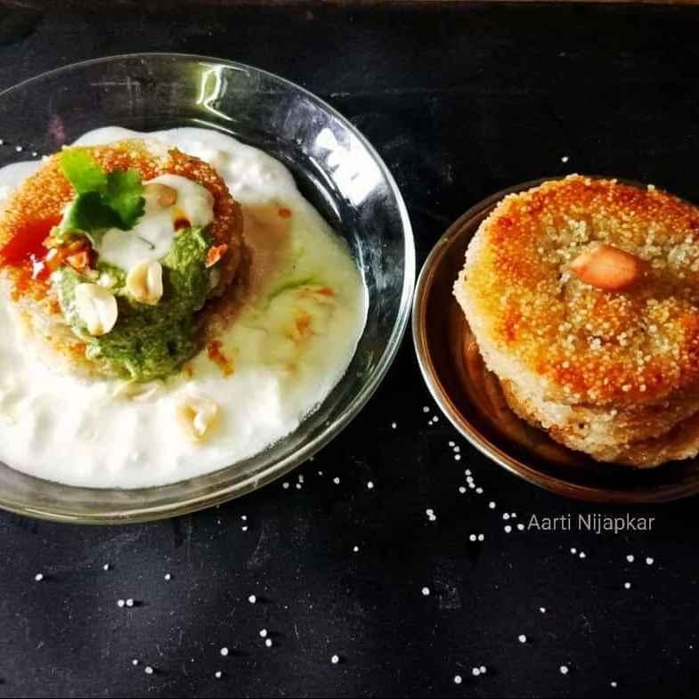Photo of Fasting Dahi Pattice by Aarti Nijapkar at BetterButter