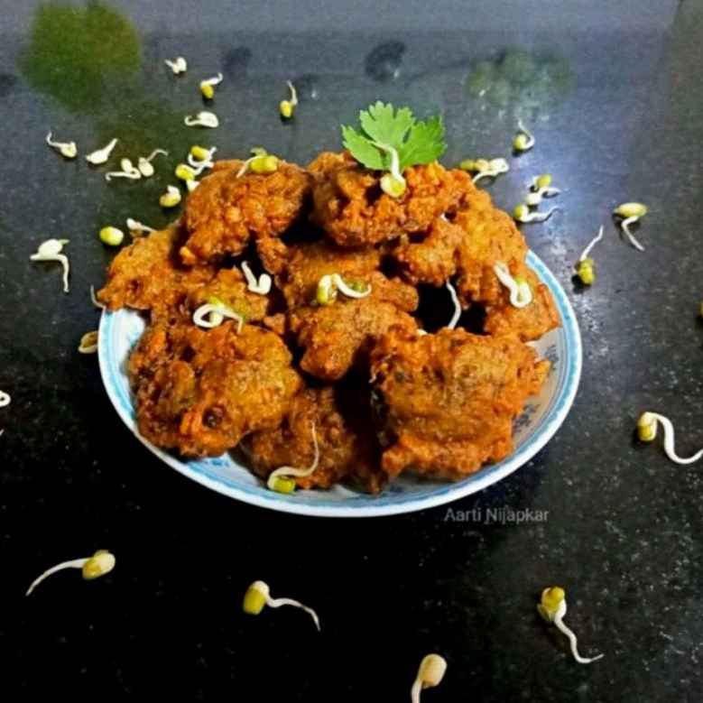 Photo of Sprouted Moong Bhaji by Aarti Nijapkar at BetterButter