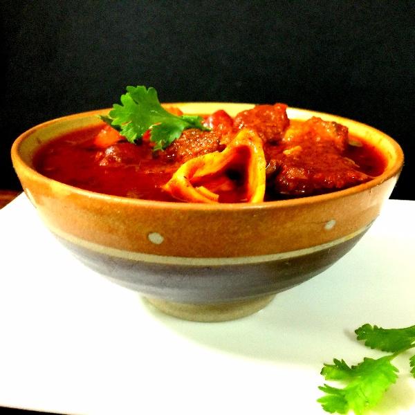 Photo of Rogan Josh by Chef (Mrs) Reetu Uday Kugaji at BetterButter