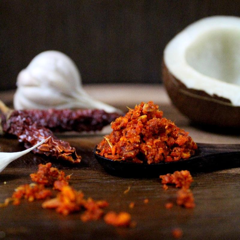 Photo of Lahsoon Chutney -Dry by Chef (Mrs) Reetu Uday Kugaji at BetterButter