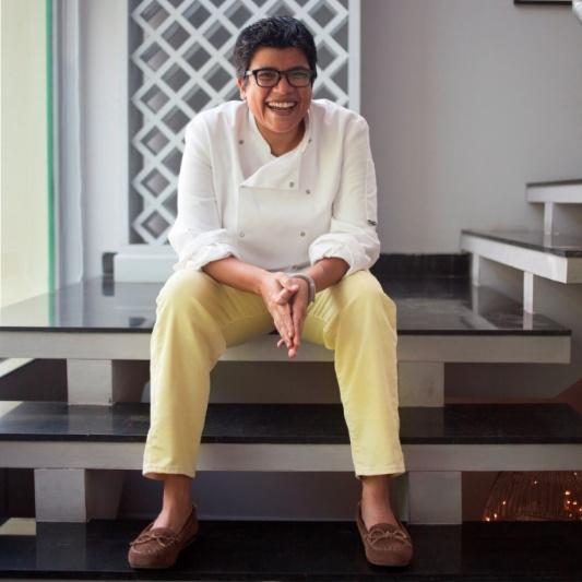 Ritu Dalmia food blogger