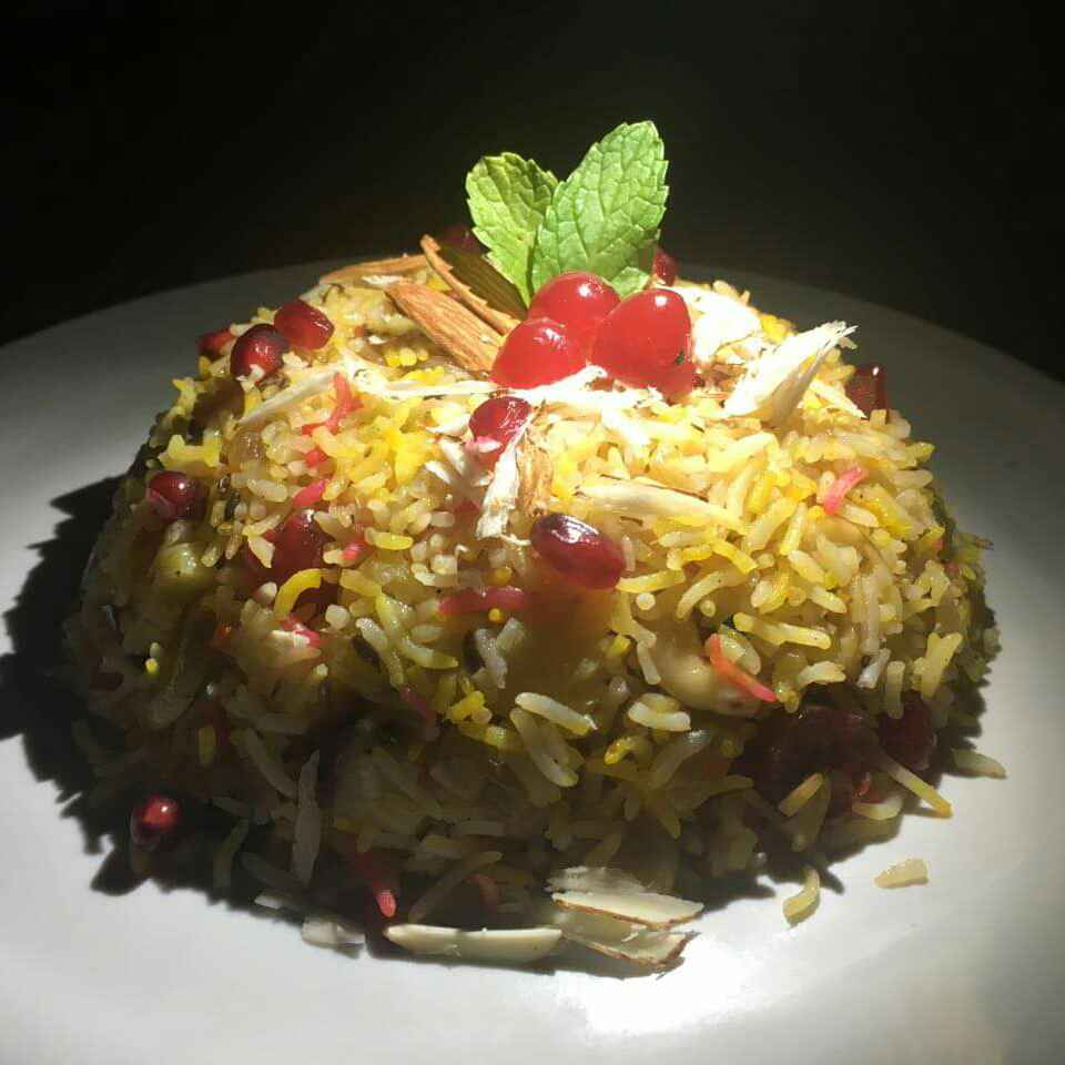 Photo of Kashmiri Pulao by ChefVenkatesh Sharma at BetterButter