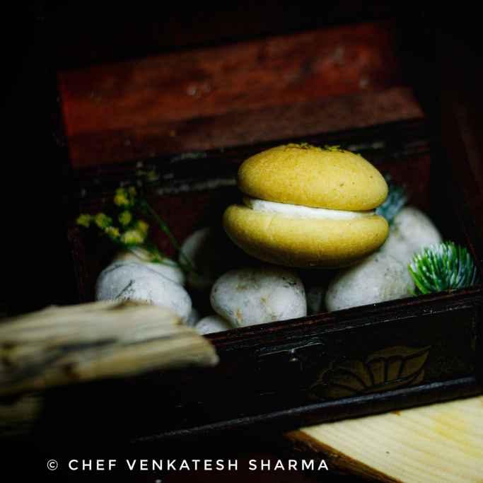 Photo of Naankhatai macroons by ChefVenkatesh Sharma at BetterButter