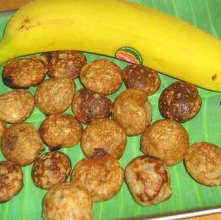 Photo of Brown rice Banana KuzipaNiyaaram by Jaleela Kamal at BetterButter