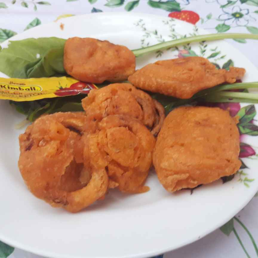 Photo of Mixed Bajji Plater by Jaleela Kamal at BetterButter