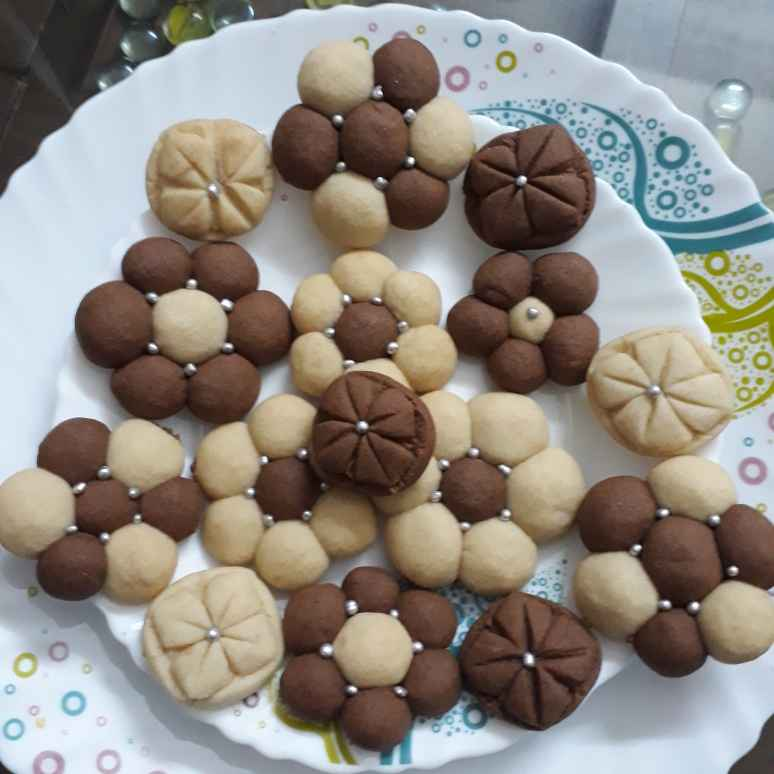 Photo of Cute Puppy cookies  by chepuri neeraja at BetterButter