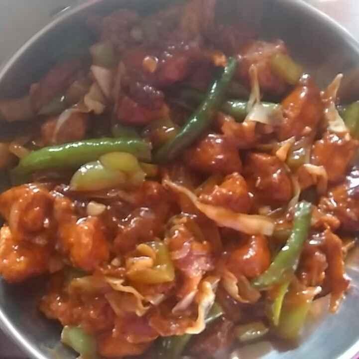 How to make Chicken Chilli