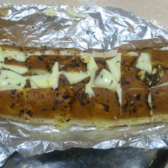 Photo of Pull Apart Cheese Garlic bread by Chetna Parikh at BetterButter