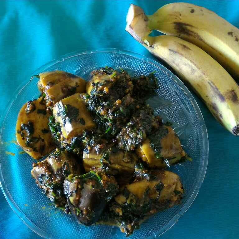 How to make Banana Methi ki Sabzi (Go Bananas)