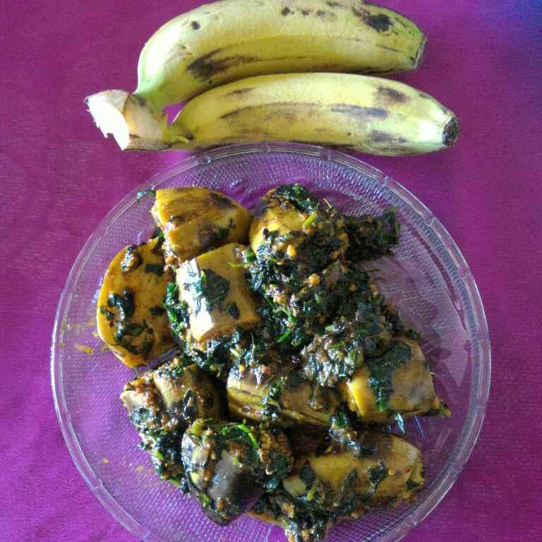 Photo of Banana Methi ki Sabzi (Go Bananas) by Chetna Parikh at BetterButter