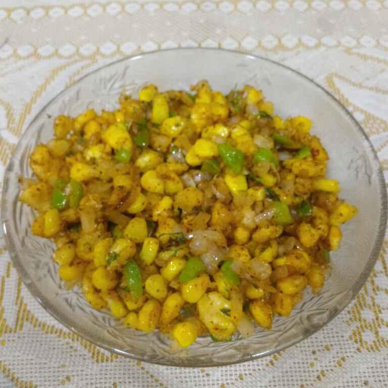 Photo of Crispy Corn Kernels by Chetna Parikh at BetterButter