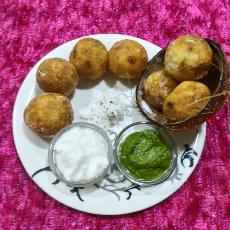 How to make Coconut Patties (farali coconut patties)