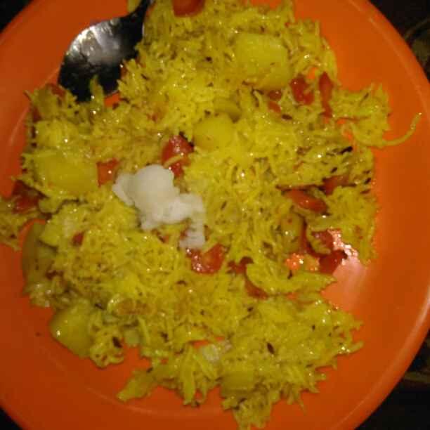 Photo of Veg pulav by Chhaya Agarwal at BetterButter