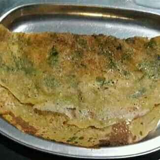Photo of Methi ka moong daal chilla by Chhaya Agarwal at BetterButter