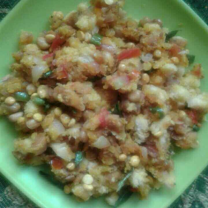 Photo of Vegetable upma by Chhaya Agarwal at BetterButter