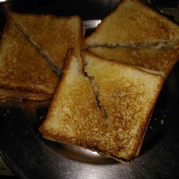 How to make सैंडविच