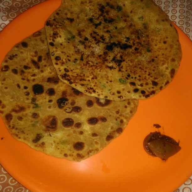 Photo of Muli ka parotha by Chhaya Agarwal at BetterButter