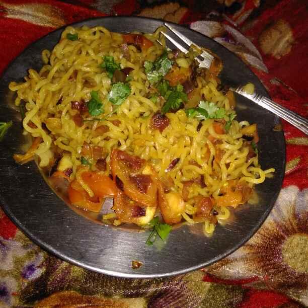 Photo of Maggi batar masala by Chhaya Agarwal at BetterButter