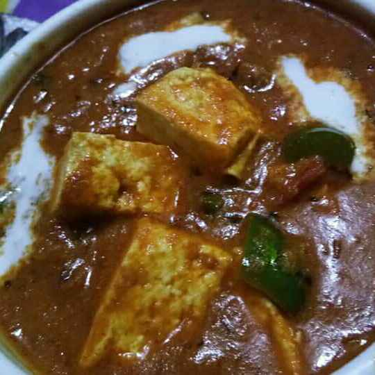 How to make Paneer butter masala
