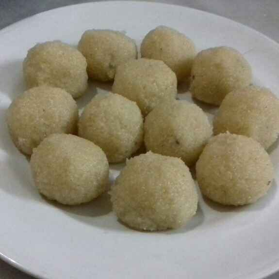 Photo of Raghavdas ladoo by Chhaya Chatterjee at BetterButter