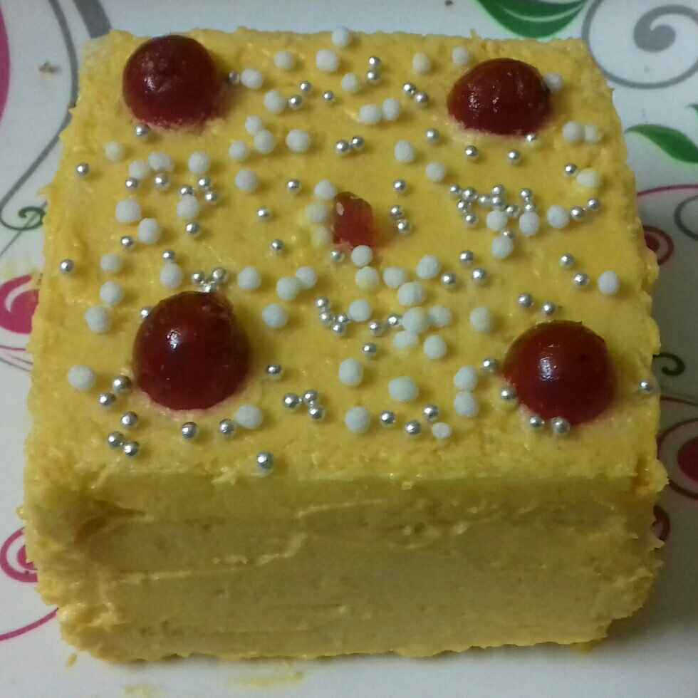 Photo of Bread Cake by Chhaya Chatterjee at BetterButter
