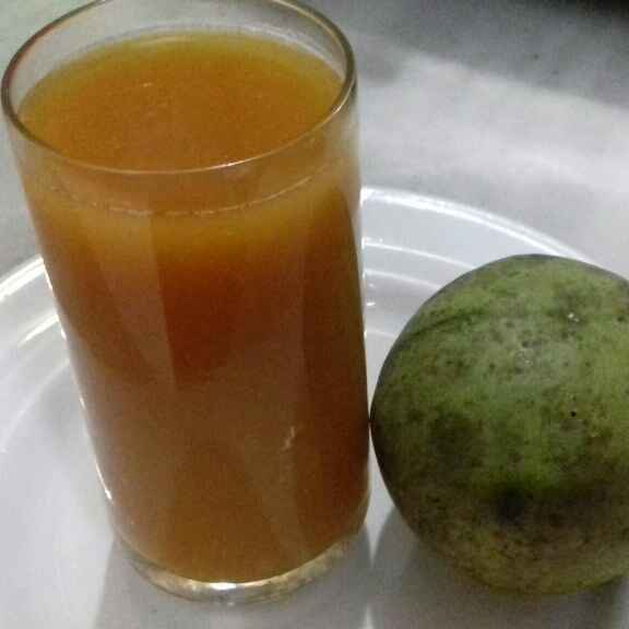 Photo of Wood- Apple juice by Chhaya Chatterjee at BetterButter