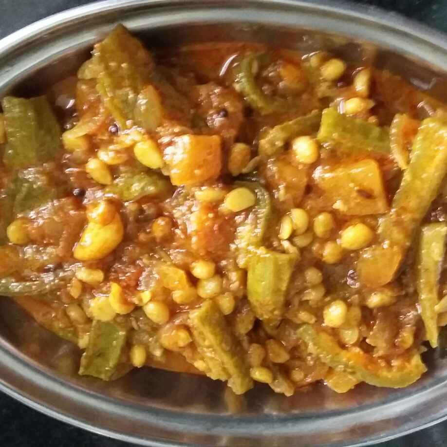 Photo of Ridgeguard Bengalgrem veg by Chhaya Paradhi at BetterButter