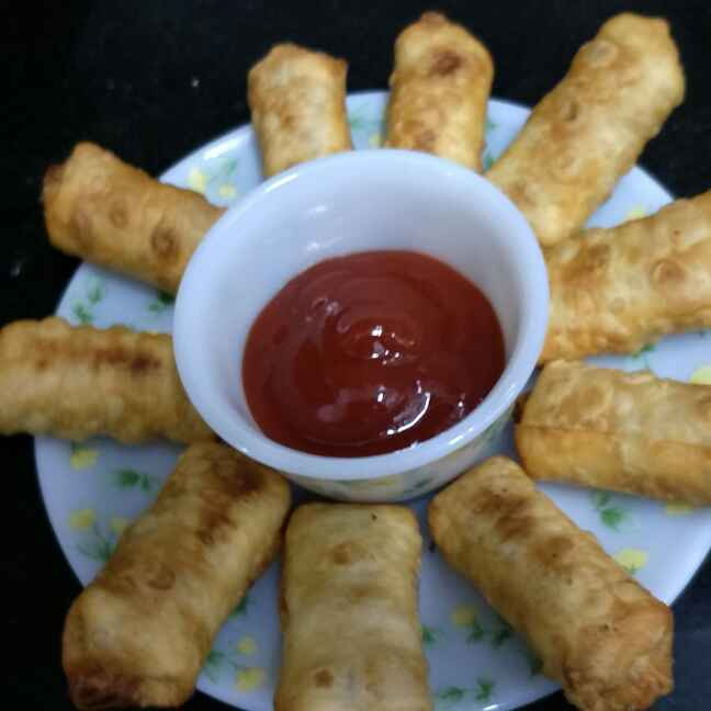 Photo of Sepring roll by Chhaya Paradhi at BetterButter