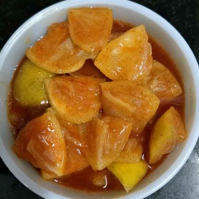 Photo of Lemon Pickle by Chhaya Paradhi at BetterButter