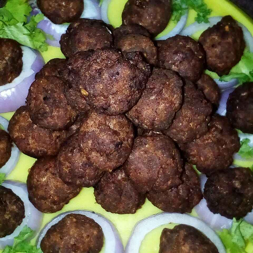 Photo of Mutton keema balls by Chinnaveeranagari Srinivasulu at BetterButter