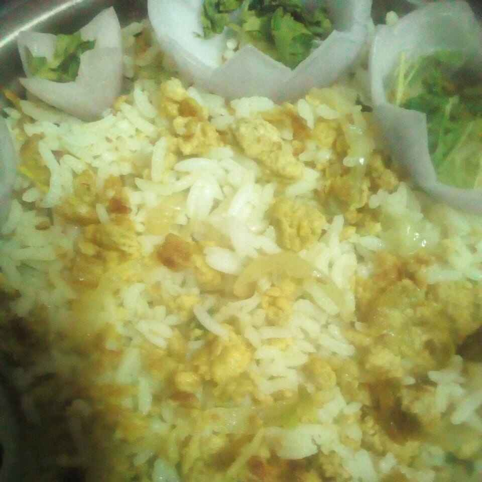 Photo of Egg rice by Chinnaveeranagari Srinivasulu at BetterButter