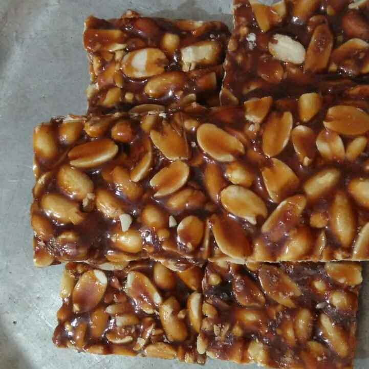 Photo of peanut brittle  by Chinnaveeranagari Srinivasulu at BetterButter