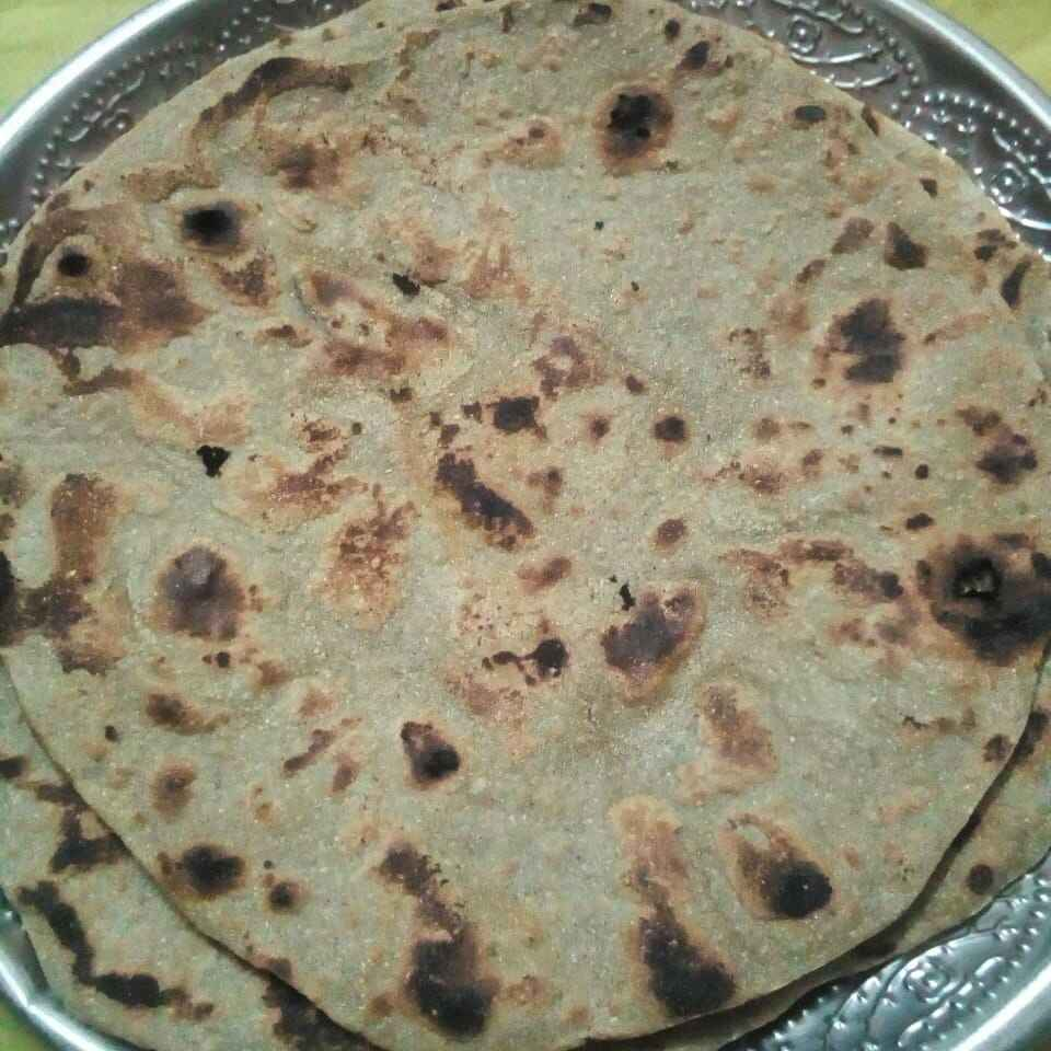 How to make సజ్జ రొట్ట