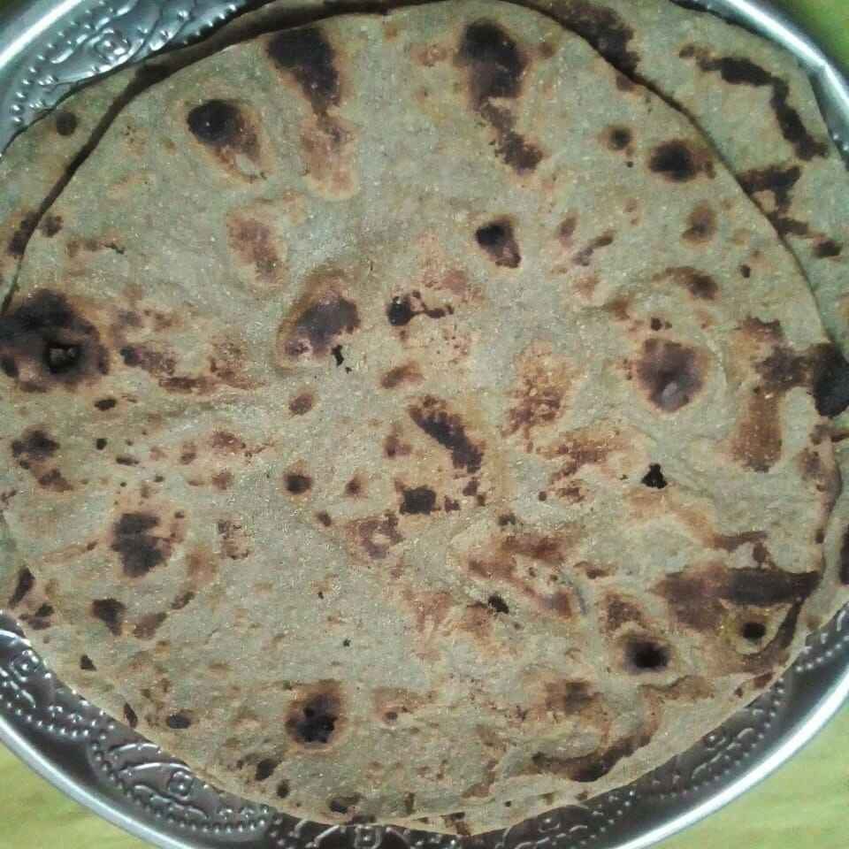 Photo of bajra roti by Chinnaveeranagari Srinivasulu at BetterButter