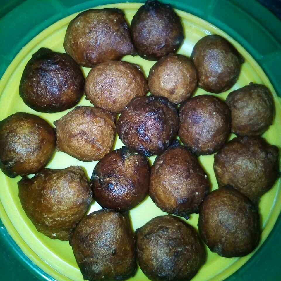 Photo of Sweet bonda by Chinnaveeranagari Srinivasulu at BetterButter