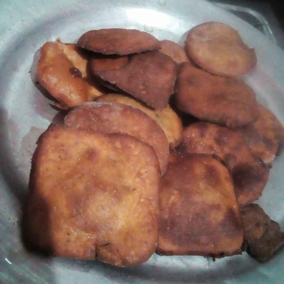 Photo of Palm sugar banana puri by Chinnaveeranagari Srinivasulu at BetterButter