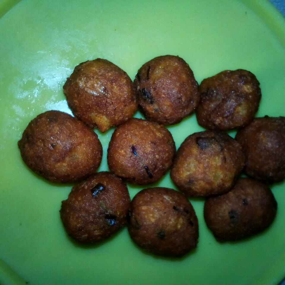 Photo of Potato balls by Chinnaveeranagari Srinivasulu at BetterButter