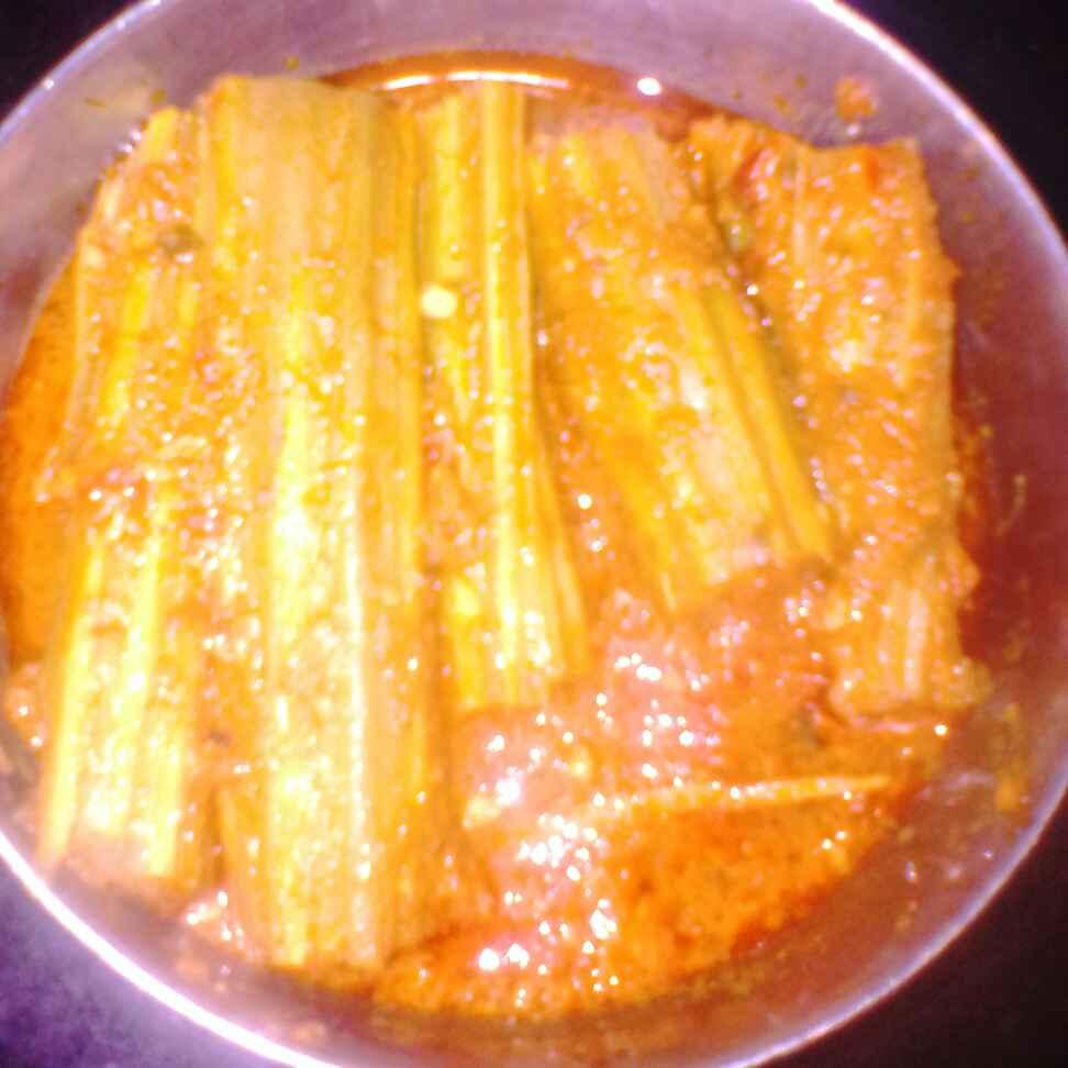 Photo of Munakaya curry by Chinnaveeranagari Srinivasulu at BetterButter
